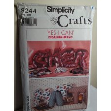 Simplicity Sewing Pattern 9244