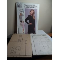 Simplicity Sewing Pattern 9445