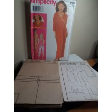 Simplicity Sewing Pattern 9619