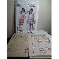 Simplicity Sewing Pattern 9682