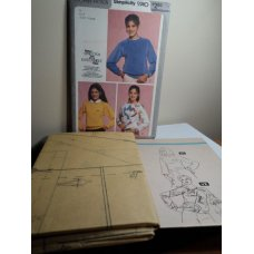 Simplicity Sewing Pattern 9740