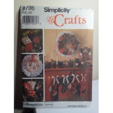 Simplicity Sewing Pattern 9796
