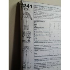 Simplicity Spider-Man Sewing Pattern 7241