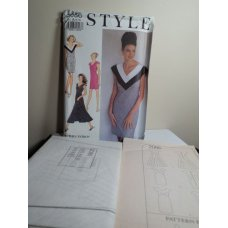 STYLE Sewing Pattern 2086