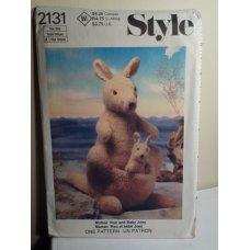 Style Sewing Pattern 2131