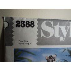 Style Sewing Pattern 2388