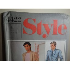 Style Sewing Pattern 4422