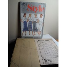 Style Sewing Pattern 4430