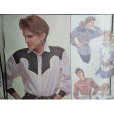 Style Sewing Pattern 4970