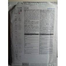 VOGUE ADRI Sewing Pattern 2148