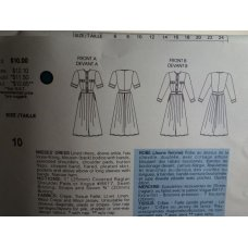 Vogue Albert Nipon Sewing Pattern 1889