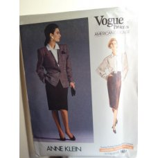 Vogue Anne Klein Sewing Pattern 1931