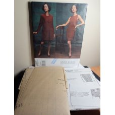 VOGUE ANNE KLEIN Sewing Pattern 2697
