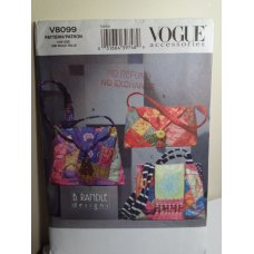 Vogue B. Randle Sewing Pattern 8099