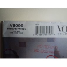 Vogue B. Randle Sewing Pattern 8099