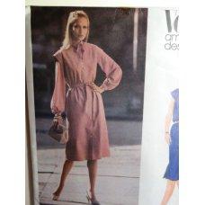 Vogue Bill Blass Sewing Pattern 2642