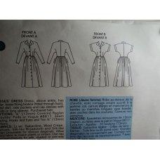 Vogue Calvin Klein Sewing Pattern 1874