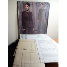 VOGUE Claude Montana Sewing Pattern 2831