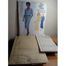 VOGUE Diane Von Furstenberg Sewing Pattern 2065