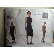 VOGUE DKNY Sewing Pattern 2091