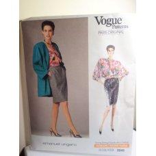 Vogue Emanuel Ungaro Sewing Pattern 2045