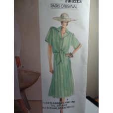 Vogue Guy Laroche Sewing Pattern 1719