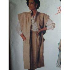 Vogue Jenny Sharp Sewing Pattern 1412