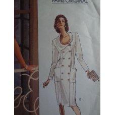 VOGUE Karl Lagerfeld Sewing Pattern 2306