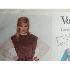 Vogue KASPER Sewing Pattern 2833
