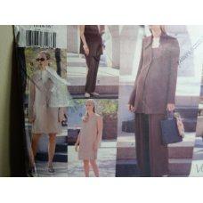 Vogue Lauren Sara Sewing Pattern 2391