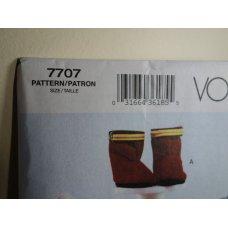 Vogue Linda Carr Sewing Pattern 7707