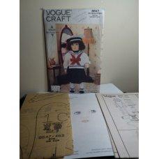 Vogue Linda Carr Sewing Pattern 8647