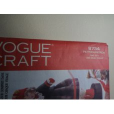 Vogue Linda Carr Sewing Pattern 8734
