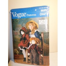 Vogue Linda Carr Sewing Pattern 9699