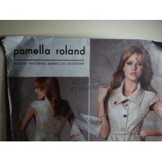 VOGUE Pamella Roland Sewing Pattern 1233