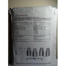 VOGUE Koos Van Den Akker Sewing Pattern 1244
