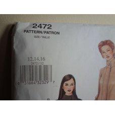 Vogue Sewing Pattern 2472
