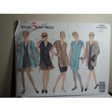 Vogue Sewing Pattern 2885