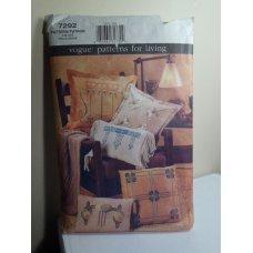 Vogue Sewing Pattern 7292