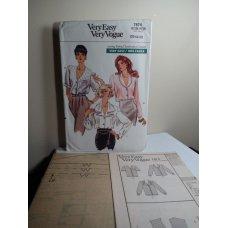 Vogue Sewing Pattern 7674