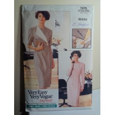 Vogue Sewing Pattern Career 7470