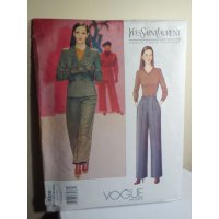 Vogue Sewing Pattern Yves Saint Laurent 2519