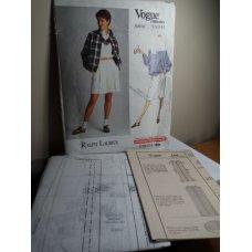 Vogue Ralph Lauren Sewing Pattern 2456