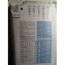 VOGUE Sewing Pattern 1846