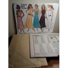 VOGUE Sewing Pattern 1865