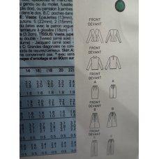 Vogue Sewing Pattern 2329