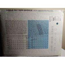 VOGUE Sewing Pattern 2445