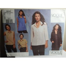 VOGUE Sewing Pattern 2634