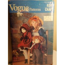 VOGUE Linda Carr Sewing Pattern 624
