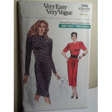 Vogue Sewing Pattern 7000